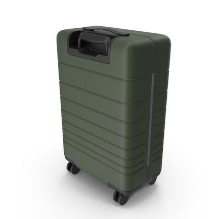 Koffer Grün