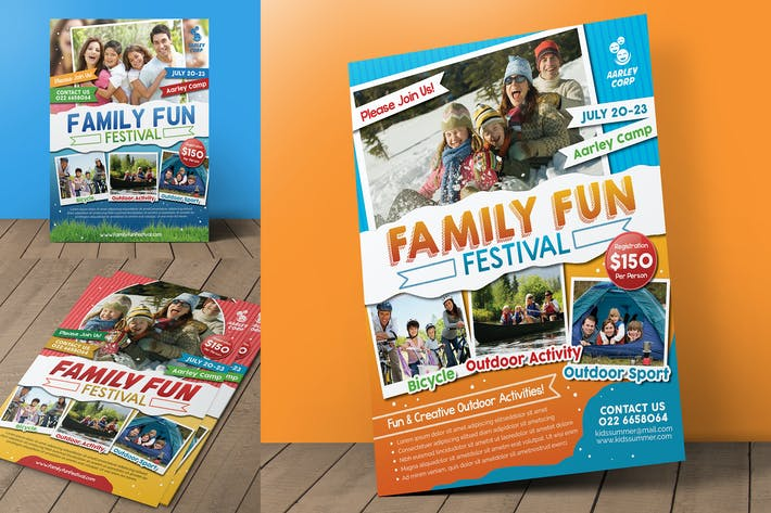 Thumbnail for Family Day Flyer