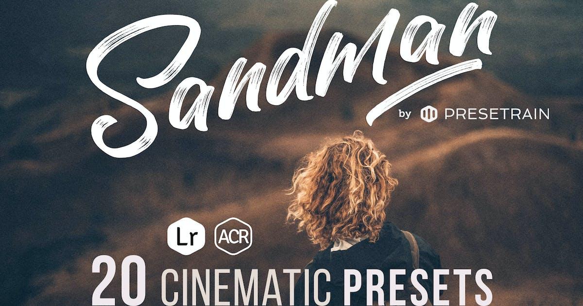 Download Sandman Cinematic ACR & Lightroom Presets by Presetrain