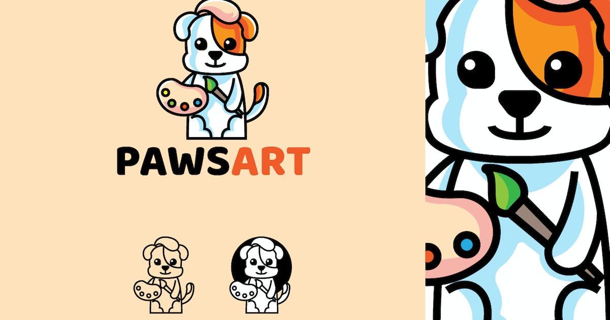 Download Dog Art - Mascot & Esport Logo by aqrstudio