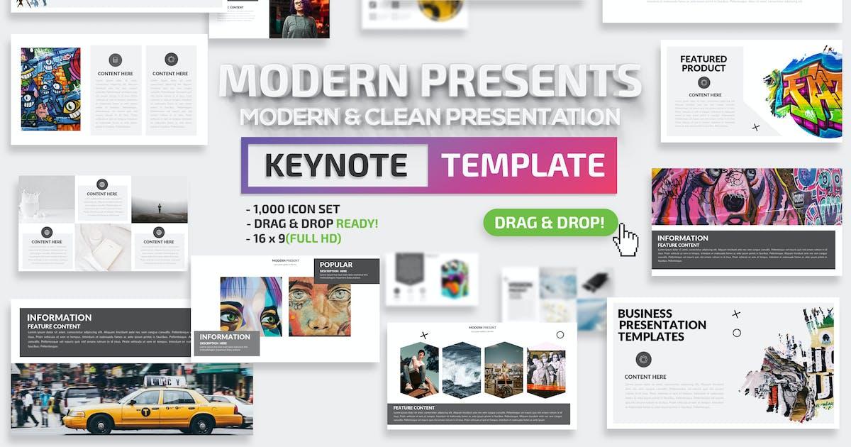Download Modern Keynote Presentation by mamanamsai