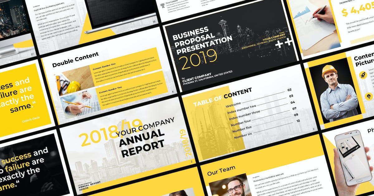 Download Yello Business Presentation by atsar