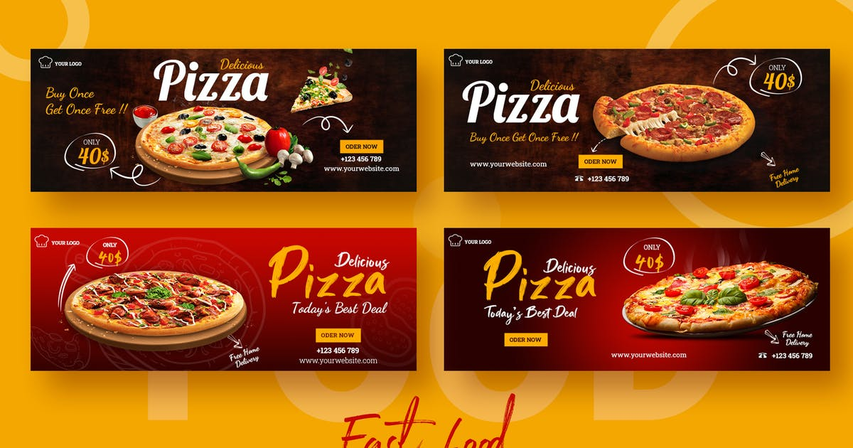 Download Delicious Pizza Sale Facebook Timeline Covers by nmc2010