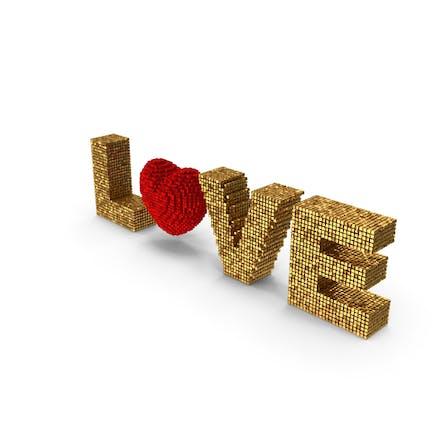 Voxels Amor