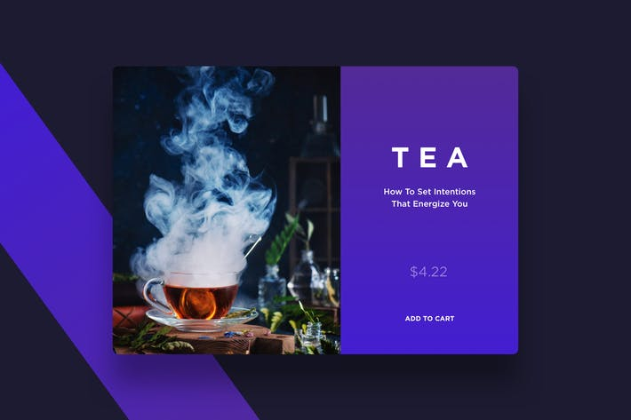 Thumbnail for eCommerce - Tea Products Shop