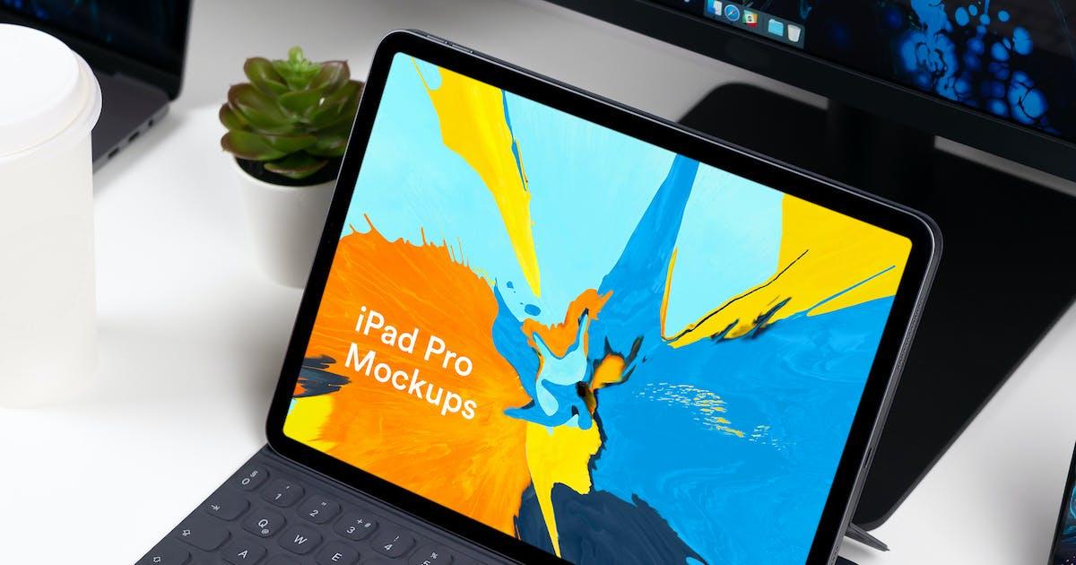 Download Tablet Mockups Set Vol_01 by itscroma