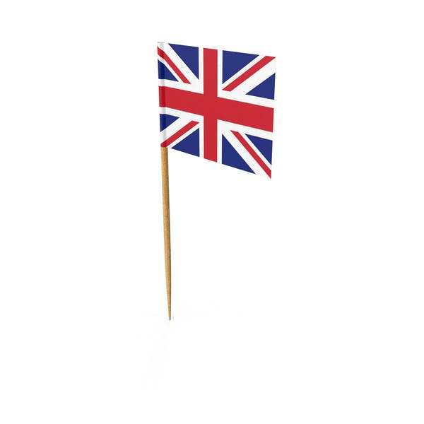 Thumbnail for Toothpick British Flag