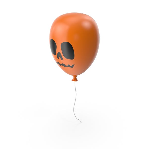 Thumbnail for Pumpkin Ballon