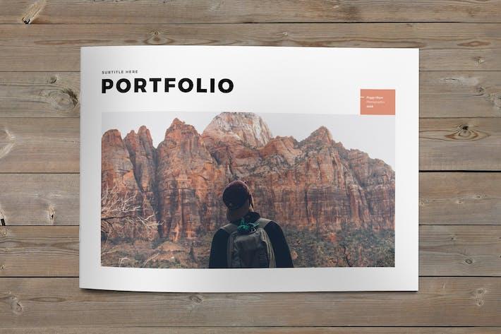 Thumbnail for Minimal Fashion Photography Portfolio 2