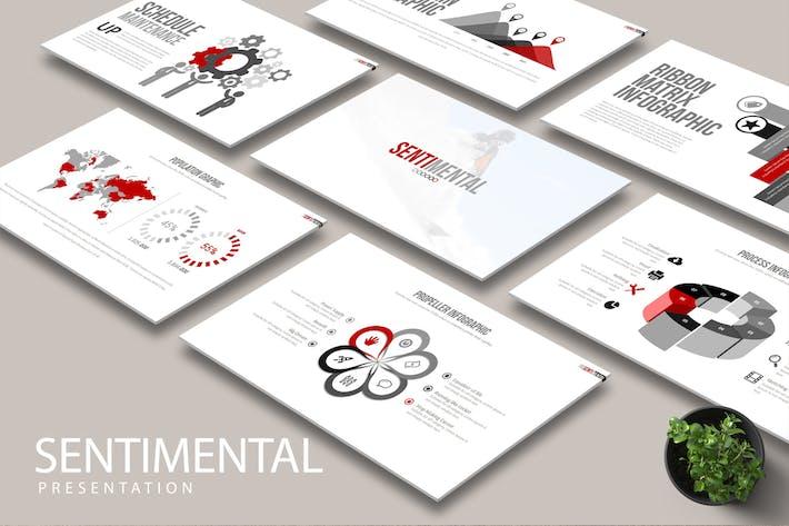 Thumbnail for SENTIMENTAL Powerpoint