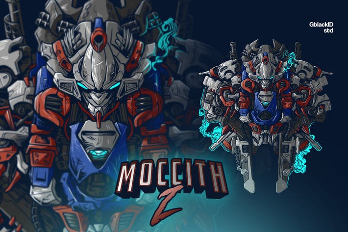 Thumbnail for Moccith Z Robot