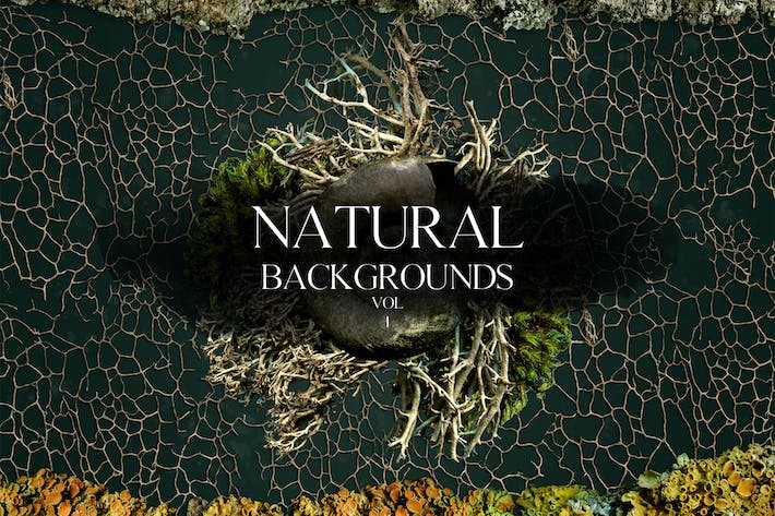 Natural Backgrounds Vol.1