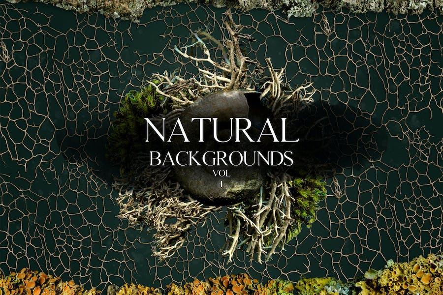 Natural Backgrounds Vol.1