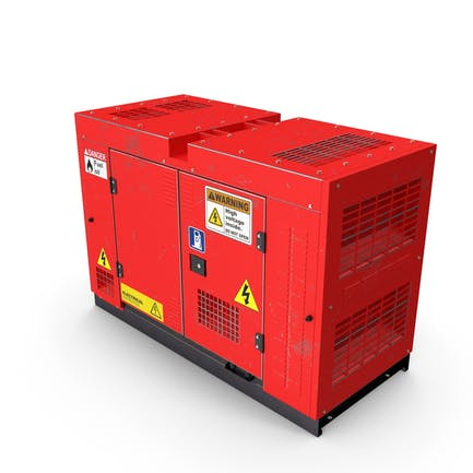 Stromerzeuger Rot Gebraucht
