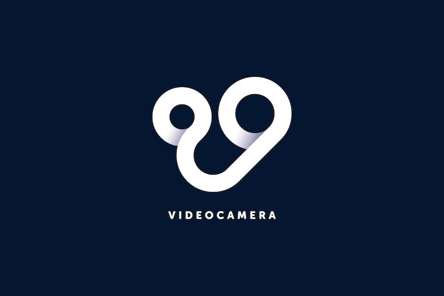 Video Cam Logo Template