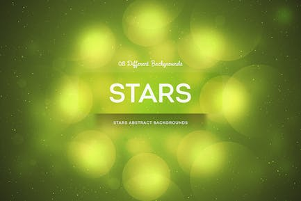 Stars Abstract Backgrounds COL1