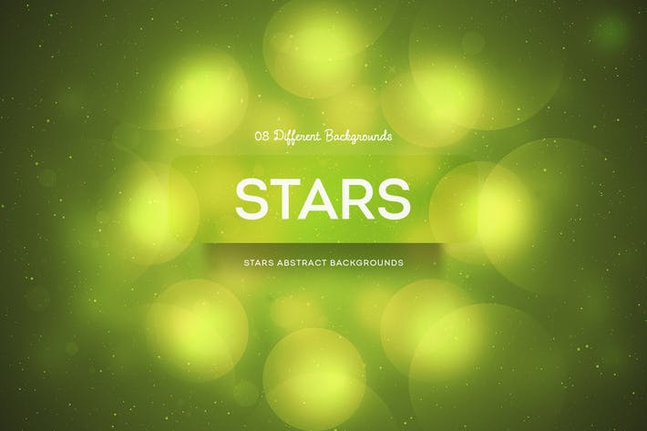 Thumbnail for Stars Abstract Backgrounds COL1