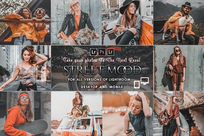 Thumbnail for Street Mood Presets Desktop & Mobile
