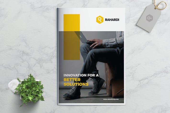 Thumbnail for RAHARDI - Corporate Brochure