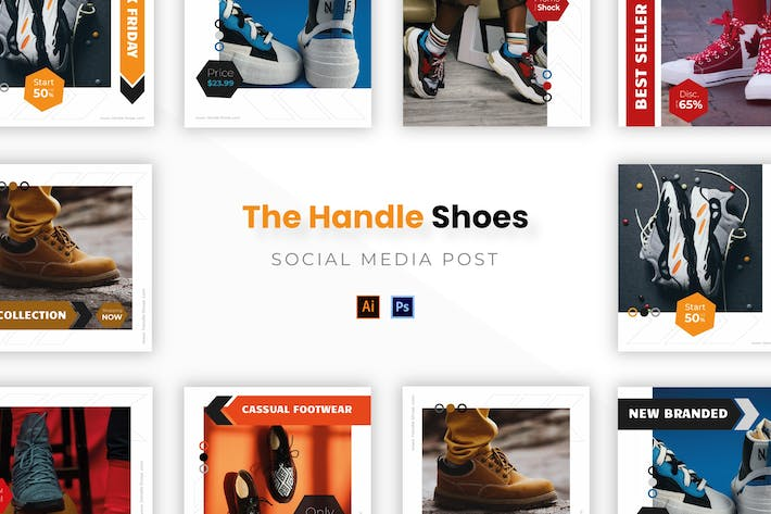 Thumbnail for Handle Shoes Socmed Post