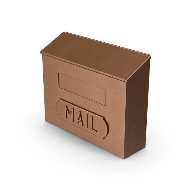 Mounted Mailbox