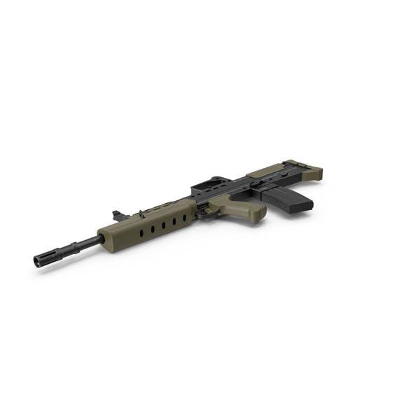 Thumbnail for L85A2 Bullpup Assault Rifle