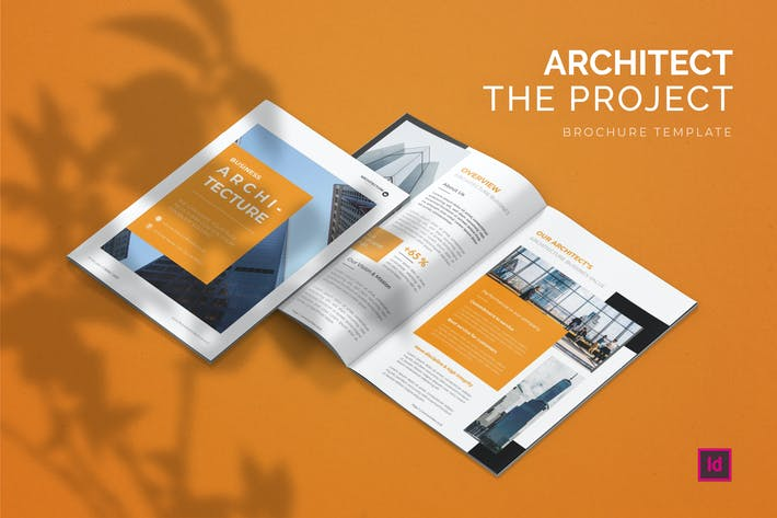 Thumbnail for Architect Project - Brochure Template