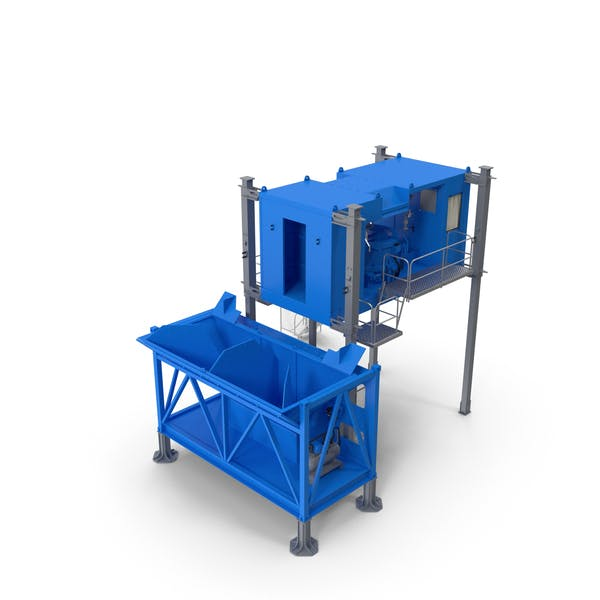Mobile Mixing Plant Generic