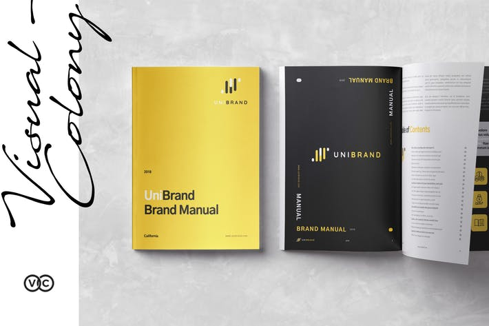 Cover Image For Brand Manual