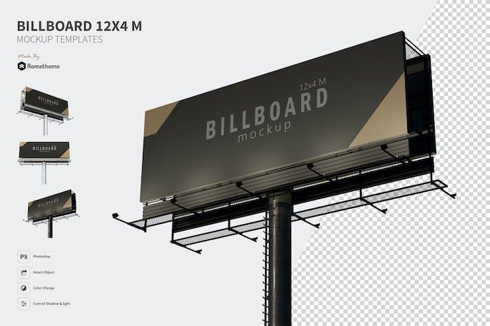 Thumbnail for Billboard - Mockup FH
