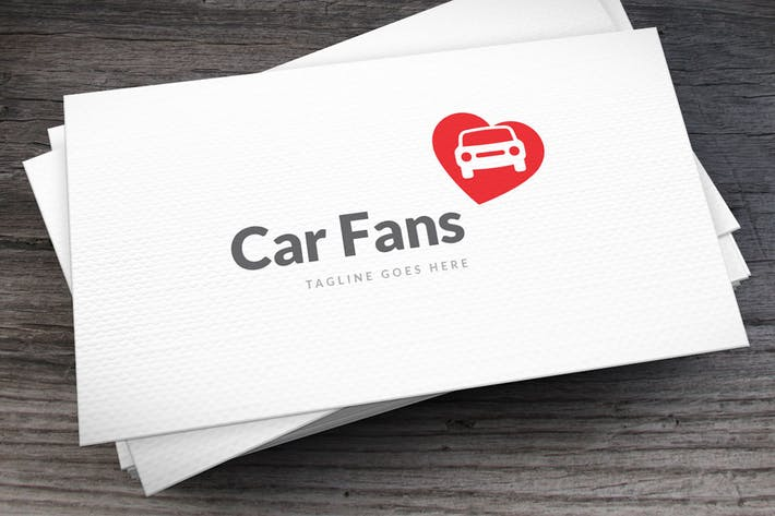 Thumbnail for Car Fans Logo Template