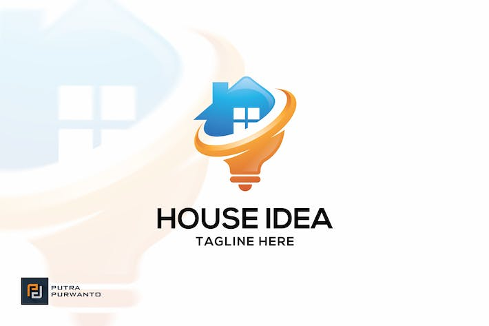 Thumbnail for House Idea - Logo Template