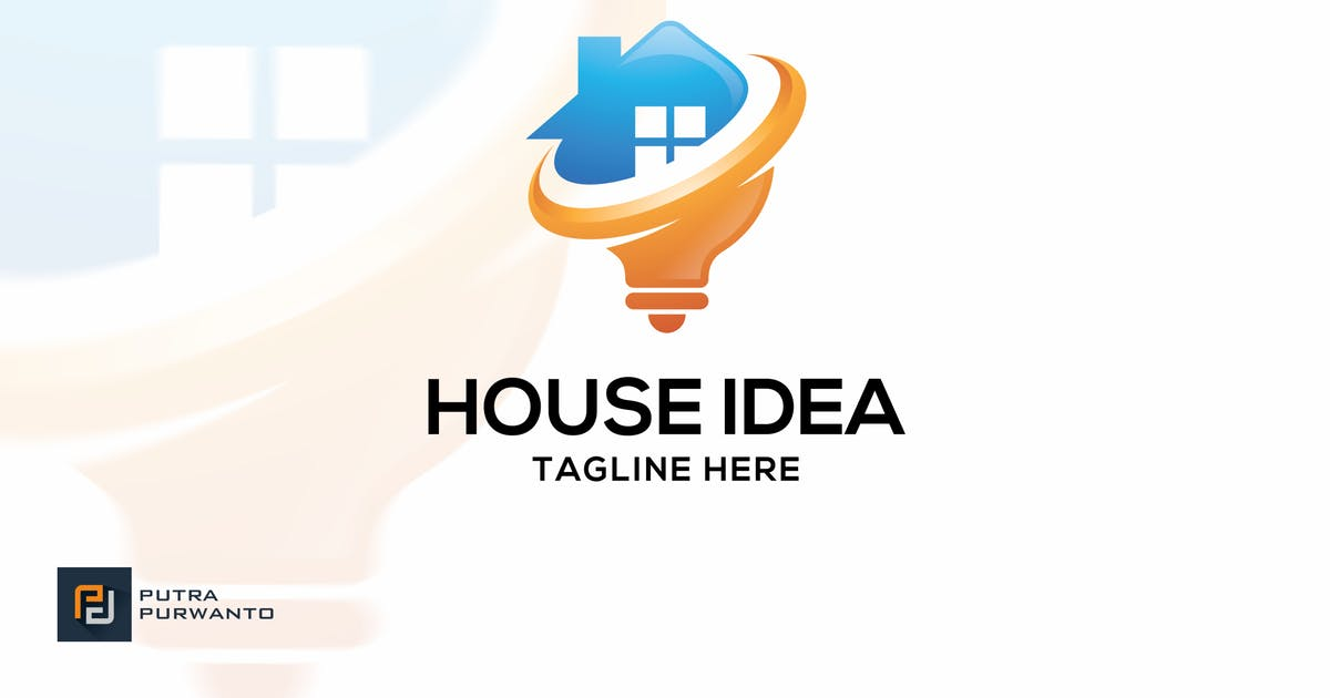 Download House Idea - Logo Template by putra_purwanto