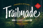 Trailmade Font Family
