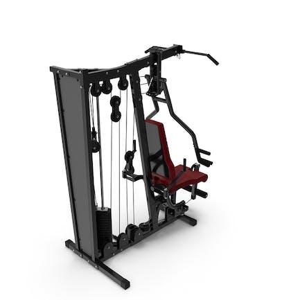 Multi-Fitnessgeräte für zu Hause