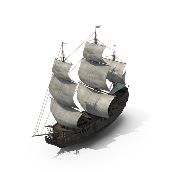 Cover Image for Galleon Ship