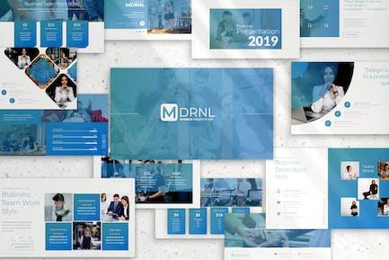 mdrnl business 2019