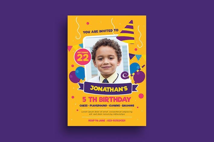 Thumbnail for Fête d'anniversaire pour enfants