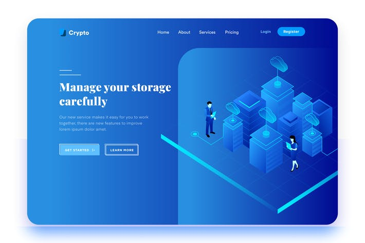 Thumbnail for Data Storage Management Desktop Header