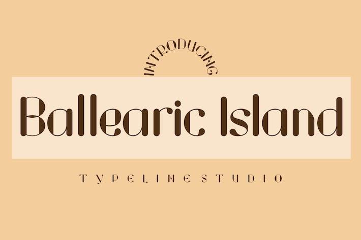Isla Ballear