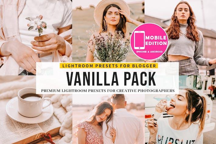 Thumbnail for Пресеты Vanilla Lightroom