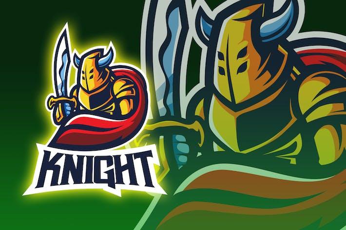 Thumbnail for Golden Warrior Esport Logo