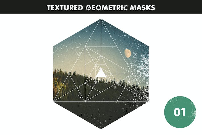 Thumbnail for Textured Geometric Masks