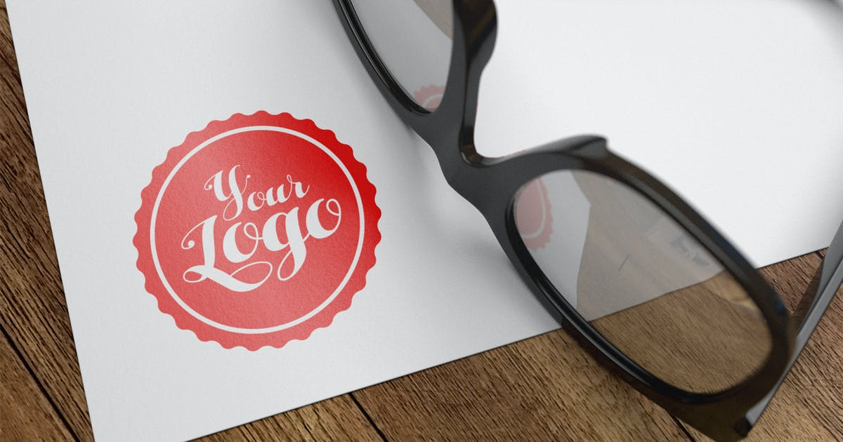 Download Paper Logo Mockup 002 by traint