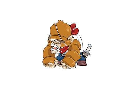 Pirate Kong - Character RG