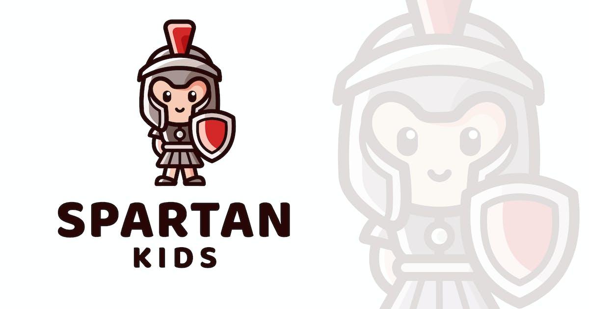 Download Spartan Kids Logo Template by IanMikraz