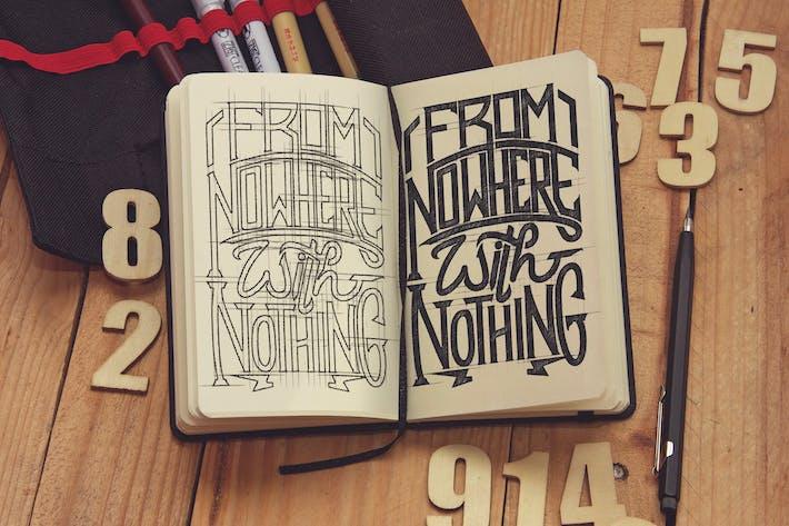 Thumbnail for Sketch Pocket Notebook Vertical