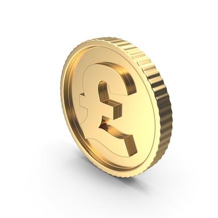Golden Coin Pound Gold Light
