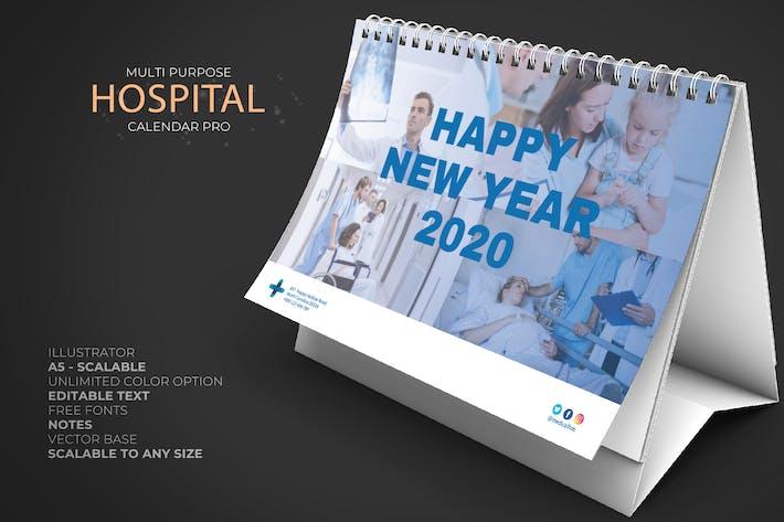 2020 Clean Hospital Kalender Pro