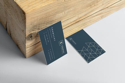 Mytemp - Corporate Business Card
